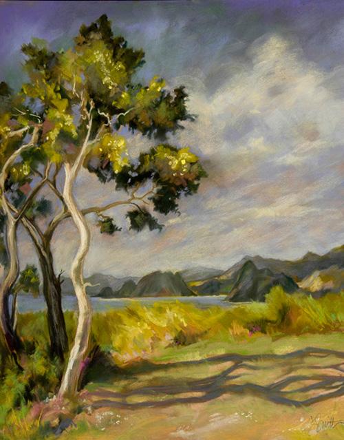 Coastal Road - New Caledonia